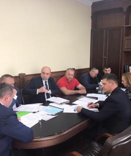 Бучанець Віталій Баранов - позаштатний радник голови КОДА