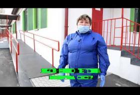 Вбудована мініатюра для Ситуація з поширення коронавірусу на Київщині